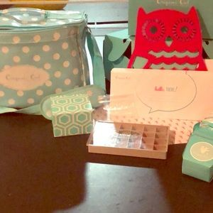 Origami owl business materials